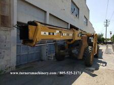 2011 Caterpillar Tl1055 10000 Lb Telehandler Forklift