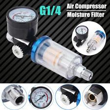 Pneumatico Regolatore di Pressione+G1/4 separatore olio-acqua Pistole a Spruzzo