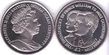 2011 Proof £2 Prince William & Catherine Middleton Wedding Commemorative Coin