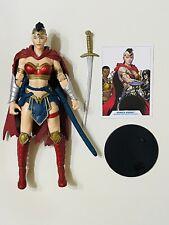 "McFarlane DC Multiverse Last Knight On Earth Wonder Woman 7"" Figure"