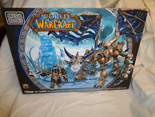 Lot Mega Bloks World Of Warcraft Toy Sets Nib 91008 91018 91019 91021