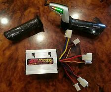 Cruzin Cooler Upgrades heavy duty 300 Watt Controller AND Throttle