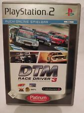 DTM Race Driver 3 - Playstation 2 - PS2 - Spiel - Game - *OVP*