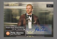 2020 Topps Series 2 PETE ALONSO Empire State Award Winners Autograph Auto #3/5