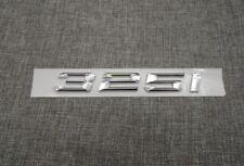 BMW 3-SERIES 325i CHROME LETTER FOR REAR TRUNK EMBLEM BADGE