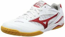 MIZUNO Table Tennis Shoes WAVE DRIVE 8 81GA1705 White Red US8(26cm)