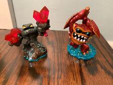 Skylanders 2 Figures! Lightcore Wham-Shell & Prism Break Hyper-Beam