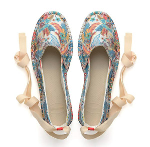 Havaianas Womens Origine Slim Spring Espadrille Shoes