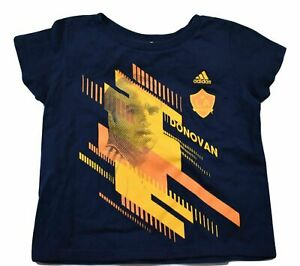 adidas Toddler & Little Kids MLS Los Angeles Galaxy Soccer Shirt NWT Pick Size