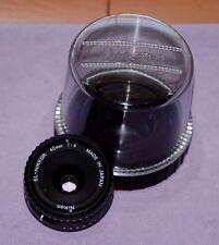 Nikon EL-Nikkor 40mm f4.0 Enlarging Lens With Plastic Case - Excellent Condition