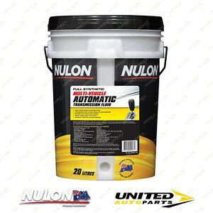 NULON FulLynthetic Multi Vehicle Automatic Transmission Fluid 20L for VOLVO S70