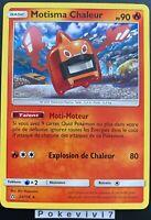 Carte Pokemon MOTISMA CHALEUR 24/156 Rare Soleil et Lune 5 SL5 FR NEUF