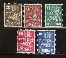 Nederland,  Nummer 556/560  Gebruikt,