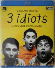 3 Idiots Blu-Ray - Aamir Khan - Bollywood Movie Bluray