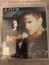 Prison Break The Conspiracy - PS3 - Immaculate