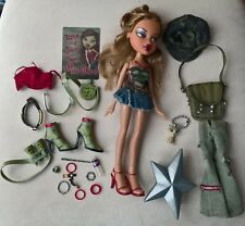Excellent condition Bratz doll Fianna - Wildlife Safari - with accessories