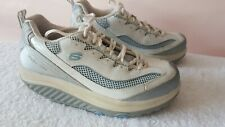 "DESIGNER ""Skechers Shape Ups Jump Fitness Walking trainers GOOD COND RRP £65"