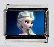 ELSA FROZEN italian photo 9mm Charm for modular link bracelets