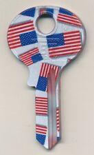 M-1 Key American Flag