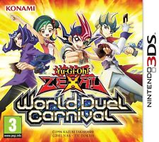 Yu Gi Oh Zexal World Duel Carnival PAL 3DS Game *VGWC!* + Warranty!