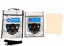Fire and Water-proof Safe Document Bag (Lg / Small Bundle) Secure Travel Storage