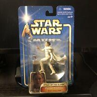 Hasbro Star Wars | Saga Series - Padme Amidala (Droid Factory Chase) | Brand New