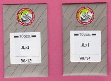 20 Nadeln JLx1 / SY 2053 / 16x71 geeignet für Singer Overlock  # 80/12 + 90/14