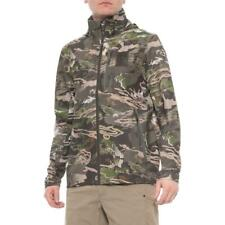 Under Armour UA Ridge Reaper Early Season Hunting Jacket Hooded Forest Camo L