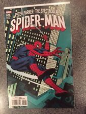Peter Parker Spectacular Spider-man 1:500 Ross Andris Variant Comic Book