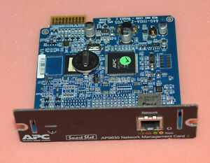 APC AP9630 NMC UPS Network Management Card 2 10/100