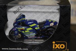 Suzuki GSV-R  #15 Sete Gibernau 2002 RAB042 MotoGP 1/24th IXO Model