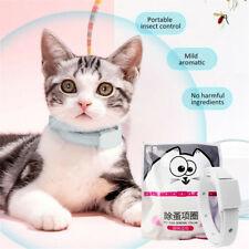 Remedy Cat Kitten Neck Strap Pest Control Pet Collar Anti Flea Mite Acari Tick