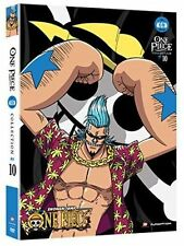 One Piece DVD Set Tenth Collection 10 Ten Anime Luffy Series Show Episode Season