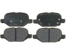 Disc Brake Pad Set-Pop Rear Raybestos PGD1569C fits 12-17 Fiat 500