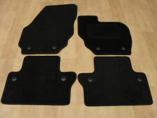Volvo V70 Manual Drive Only (2008-on) Fully Tailored Car Mats in Black