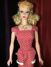 Vintage Barbie Ponytail with Blonde Mohair Beautiful!