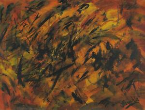 Mario Samra 1938 - Abstract Art Figure