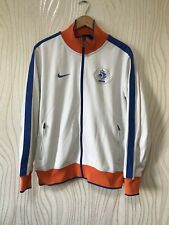 NETHERLANDS 2010 N98 FOOTBALL SOCCER JACKET NIKE 377348-100