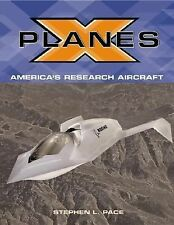 X-Planes: Pushing the Envelope of Flight-ExLibrary