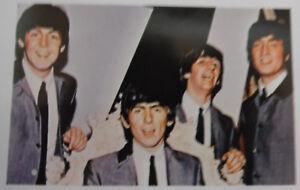 The Beatles Original Poster PACE 1980 Nr. 37/P3131 Schottland gerollt neuwertig