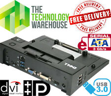 Dell K07A Docking Station - USB 3.0 Docking Station with Power Supply Inc 0PDXXF