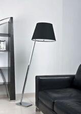 Lámpara de pie de interior de cromo 81cm-100cm