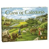 Clans of Caledonia Strategy Board Game 19th Century Economic Game Karma KMA200
