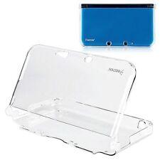 Claro Protectiva Cristal Carcasa Funda Para Nintendo 3DS XL LL