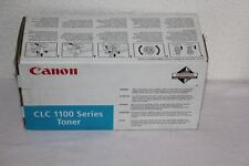 ORIGINAL CANON  Toner CLC 1100 series 1429A002[AA] Cyan 5700 pages