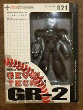 Kaiyodo Yamaguchi Revoltech Series No.021 GR-2 from Giant Robo opened box