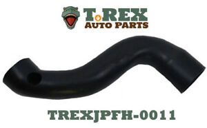 "1962-1977 Jeep J-truck ""S-shaped - Without flange"" gas tank fill hose"