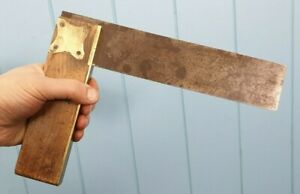 SQUARE TOOL VICTORIAN ANTIQUE 1800s MADE IN SCOTLAND