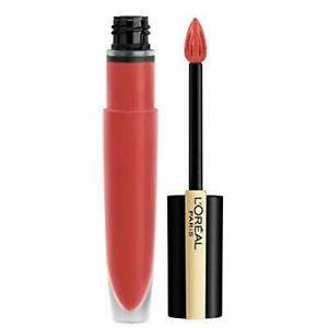L'Oreal Paris Makeup Rouge Signature Matte Lip Stain, Adored