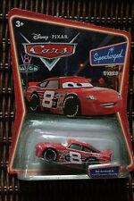 Disney Pixar Cars Tar Lightning McQueen de Mattel
